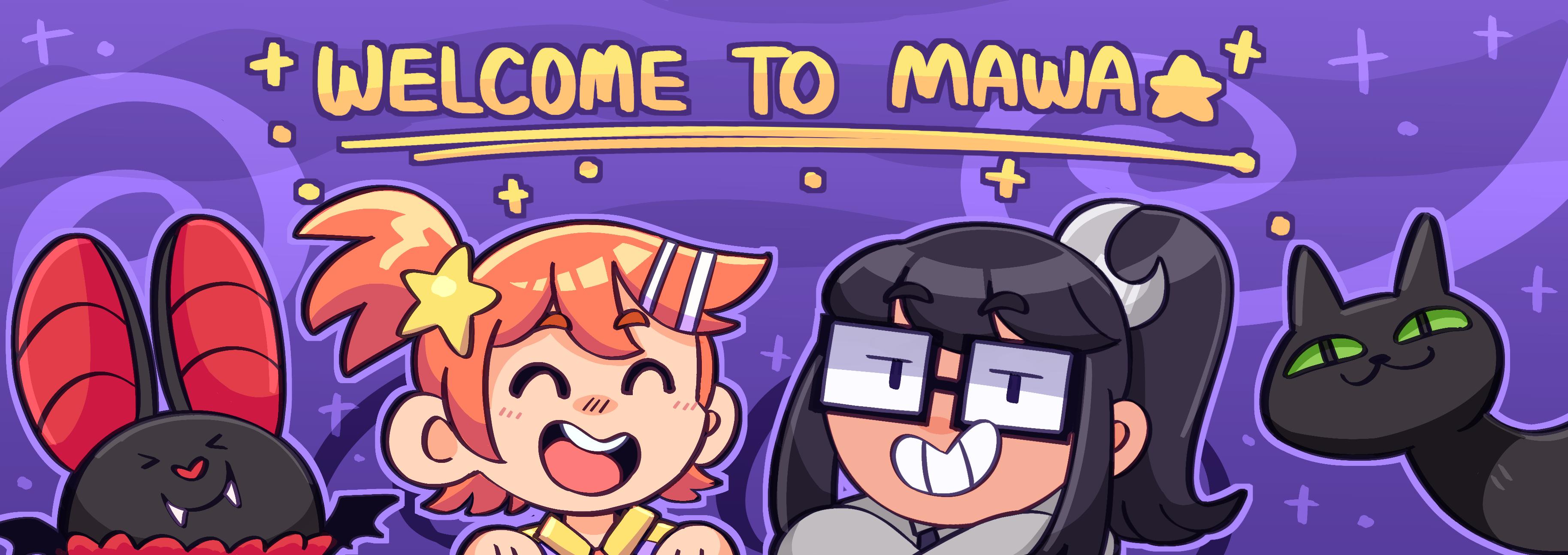 MaWa Banner